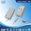 AC DC 12v 3a switching power supply in gray white black color
