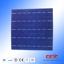 156x156mm Polycrystalline silicon Small Solar Photovoltaic Cells professional cutting for mini panel