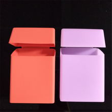 90*58*26mm brand logo promotional waterproof soft large case make your own cute silicone cigarette case