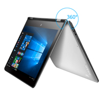 11.6inch Intel Cherry Trail Win10 Android 2GB 32GB IPS 1333*768pixels touch screen tablet with keyboard 360 roating laptop