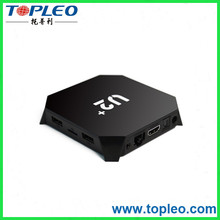 1G 8G android tv box motherboard Android 7.0 tv box u2+ Kodi 16.1