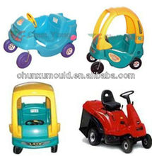 rotational children electronic toy car mould
