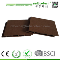 New Material Waterproof wall cladding / wall panel wpc