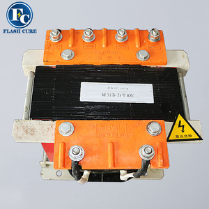 Intelligent high voltage uv lamp transformers
