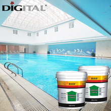 Acrylic Polymer Waterproofing Paint Coating For Swimming Pool