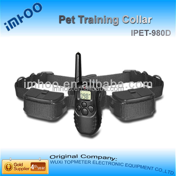 250m wire length electric dog trainer electric fence system pet collars Remote pet training Collar