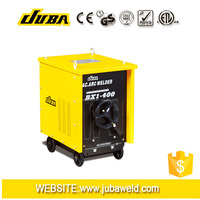 AC ARC WELDER BX1 SERIES JUBA TRANSFORMER INDUSTRIAL WELDING MACHINE BX1-630 630AMP