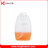 Adult PP 2L round plastic water pitcher cooler with lid seller (KL-8015)