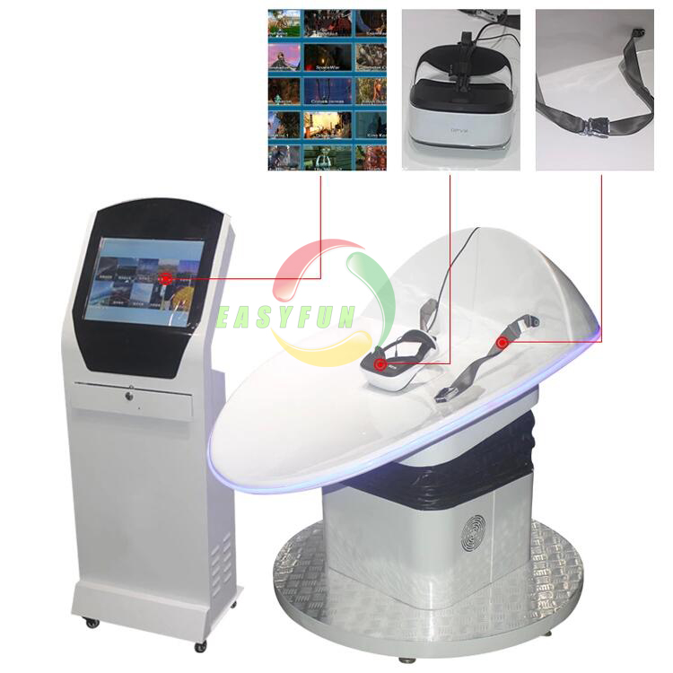 High income 9d vr game machine vr flight slide simulator with vr glasses