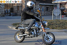 SKYTEAM monkey bike replica 125cc 4 stroke Le Mans Club Motorbike (EEC EUROIII EURO3 CERTIFIED)