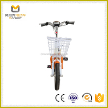 High Performance Hot Sale Cheap Electric Bicycle with Pedals