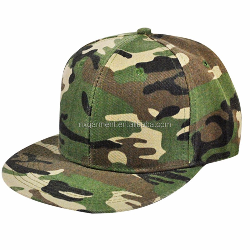 snapback Bone Aba Reta gorras planas Unisex Camouflage Baseball Cap hip hop caps dad hat winter hat for men and women