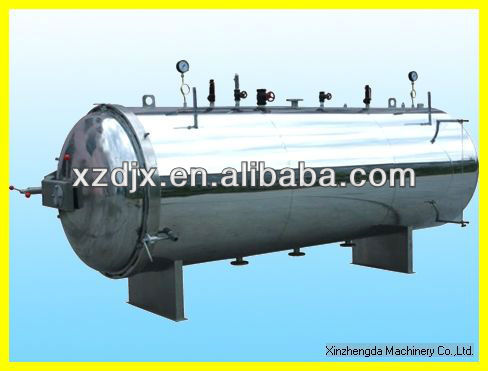 autoclaves horizontal