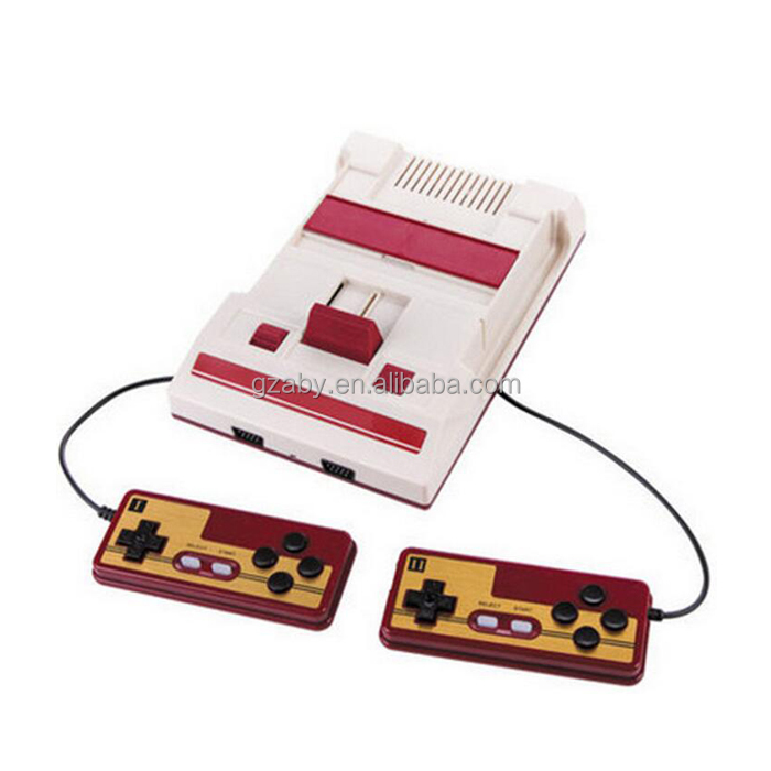 Wholesale clasical video game console player with free game cartridge