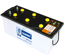 dry charge car battery with good price