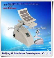 2013 New design E-light+IPL+RF machine tattooing Beauty machine nail buffing sanding block