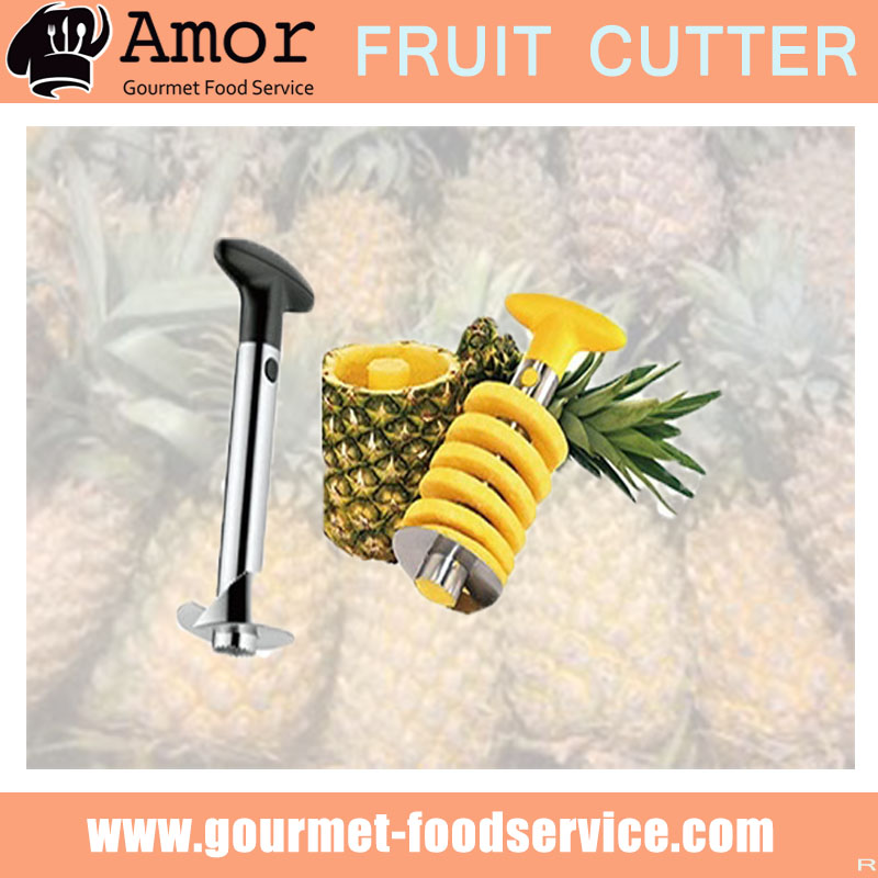 Core Peel Slice 3-in-1 pineapple peeler core remover slicing cutter