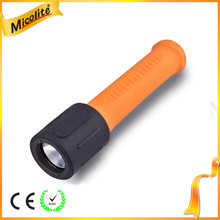 100 meter powerful magnetic switch waterproof diving led flashlight