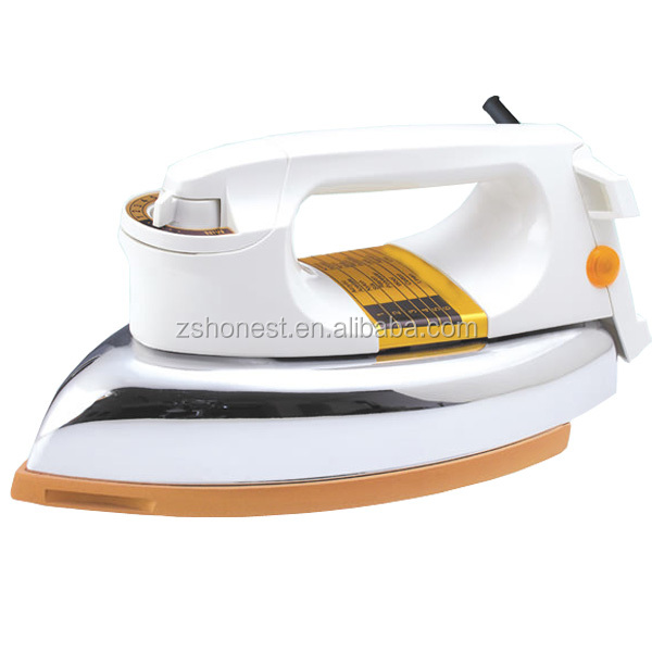 Jackpot electric dry iron 1000W CB approved
