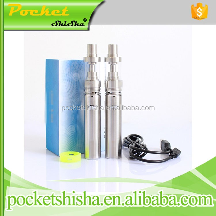 New hot selling big vapor ijust 2 rechargeable electronic cigarette hookah