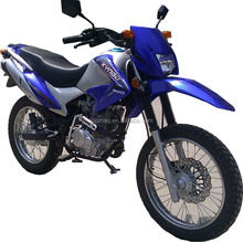 NXR 150 off road motorcycle for South American market