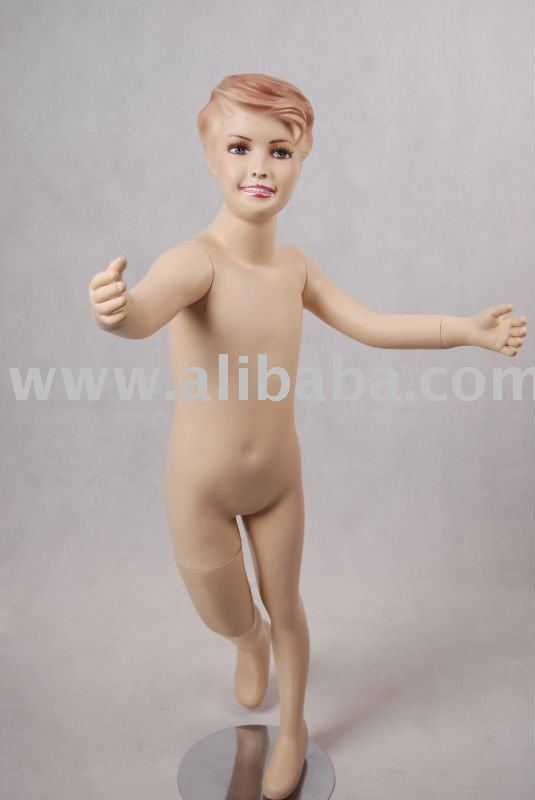 European Style Kid Mannequins -Lifelike- Latest Design 2010 - Best price !