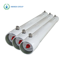 FRP RO membrane housing for sea water desalination 8''