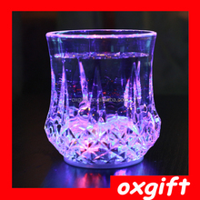 Oxgift water active led party glasses plastic drink cups