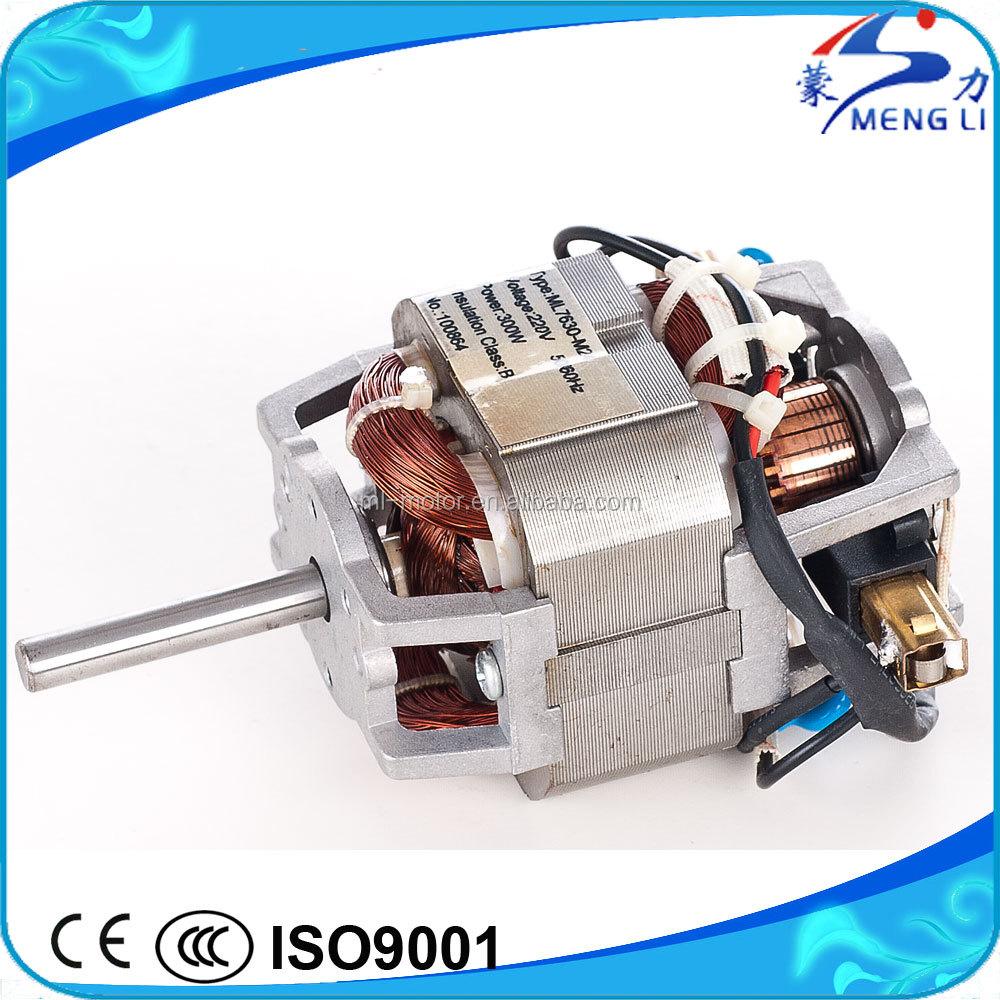 China manufacturer 110v 240v 100 300w ac electric series for Chinese electric motor manufacturers