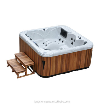2015 Newest hot tub JCS-63A for 6 persons