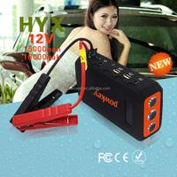 Multi-Function Emergency Tool Kit 12V 18000Mah Diesel Battery Booster Power Bank