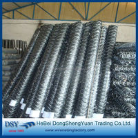 China factory supply high quality hot dipped galvanized hexagonal wire mesh for farm fencing (have a stock)