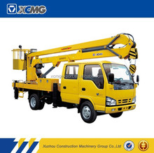XCMG Aerial Work Vehicle GKZ14/17 chassis NKR77LLLWCJAY optional type SQ1/2/3ZK