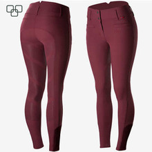 2019 Wholesale Silicon Pants Horse Ladies Riding Tights Leggings Women Sports Designer Breeches Equestrian Clothing