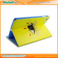 fresh color smart shell cover for ipad2/3/4