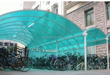 polycarbonate sunshade roof sheet,pc roofing sheet,carport polycarbonate
