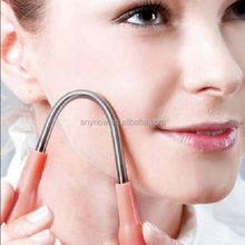 Stainless Steel Spring Facial Hair Remover Epilator