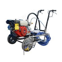 Road marking paint manufacturers cold paint road marking machine price