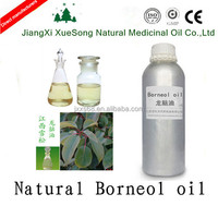 Natural and pure Borneol oil for hot sale in China