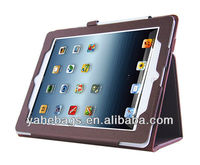 9.7 inch tablet case pu leather cover for iPad case