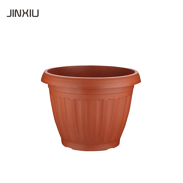 Ludu 10% discount environmental protection terracotta planters flower stacking pots