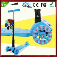 Adjustable Pole 5in1 CE Approved 2013 Hot Model Mini Scooter With Seat
