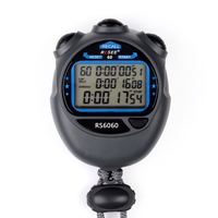 resee high quality sports stopwatch water dispenser timer