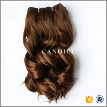 chinese wholesale noble gold synthetic hair color gold