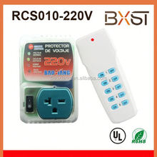 RF wireless universal remote control switch
