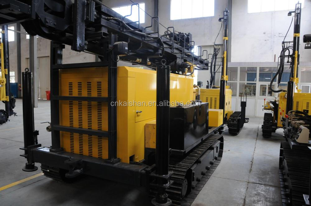 KW30 Drilling Depth 300m Water Well Drilling Equipment