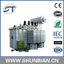 hot selling 33 kv 315 kva oil immersed overhead distribution transformer