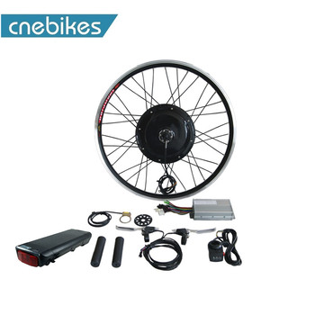 good quality guarantee chinese factory electric bike conversion kits hub motor