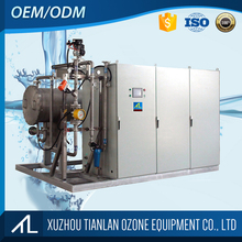 Wastewater decolorizing professional tap water ozone generator