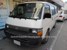 1998 TOYOTA HIACE DELIVERY VAN LEFT HAND DRIVE 21538SL